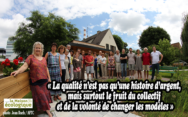 Habitat participatif K'hutte