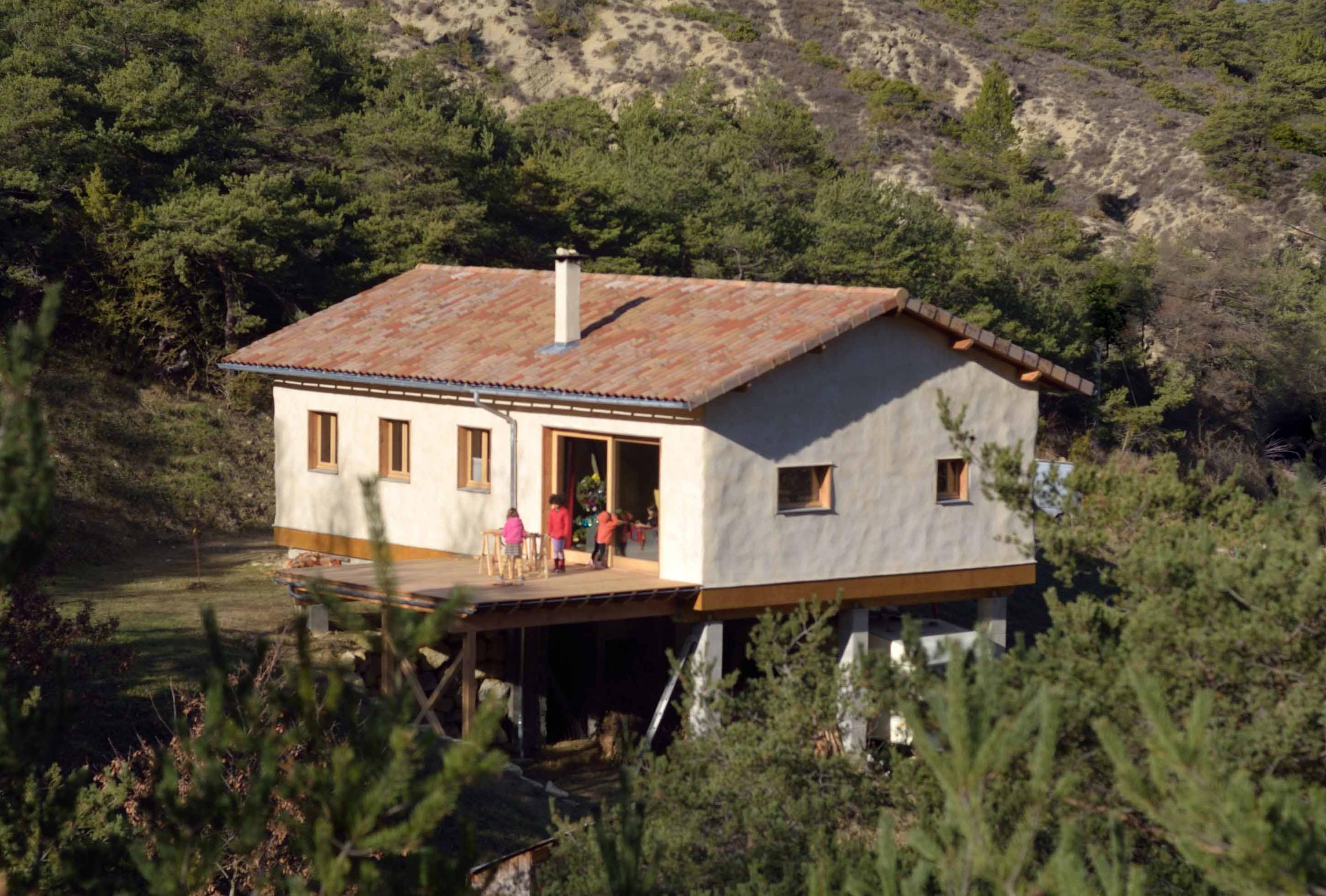 autoconstruction maison