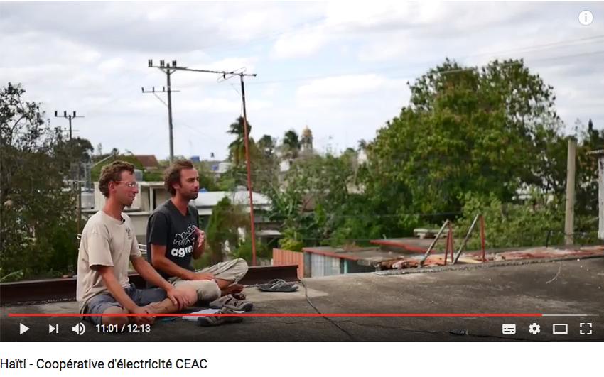 Les vagabonds de l'énergie - Haïti