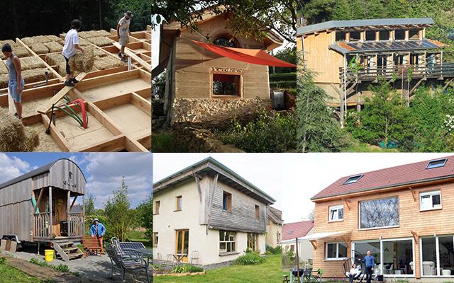Maisons écologiques et pas chères