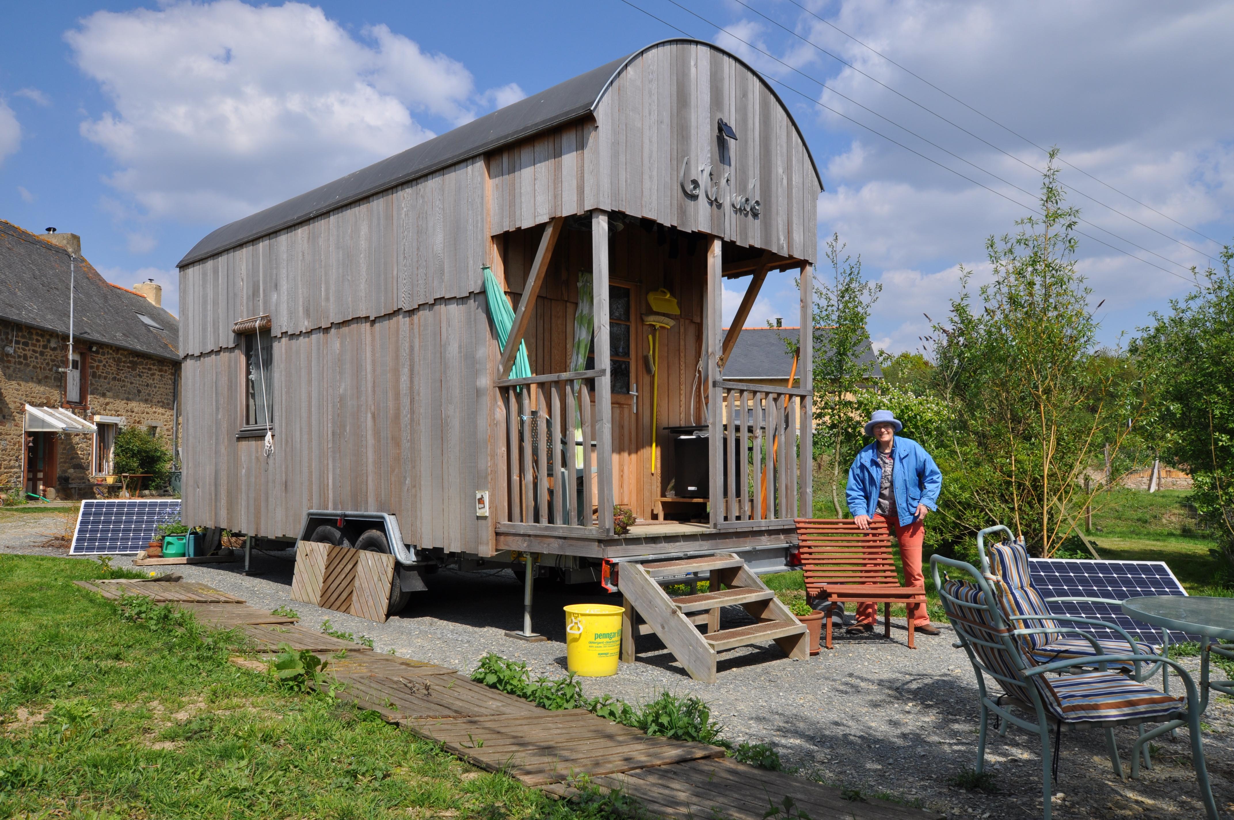 tiny house à petit prix