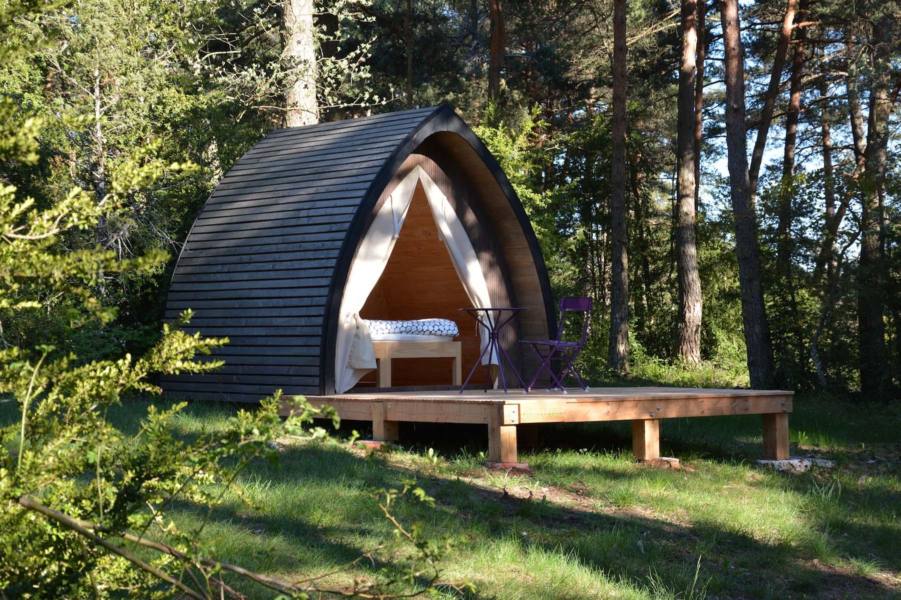 eco-camping du Cun