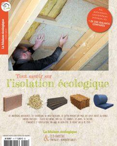 Tout savoir sur l'isolation écologique