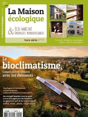 COUVERTURE HORS-SÉRIE 11 BIOCLIMATISME