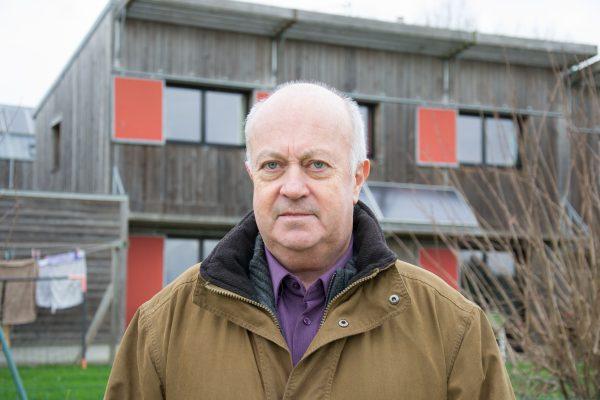 Daniel Cueff, le maire de Langouët, en lutte contre les pesticides.