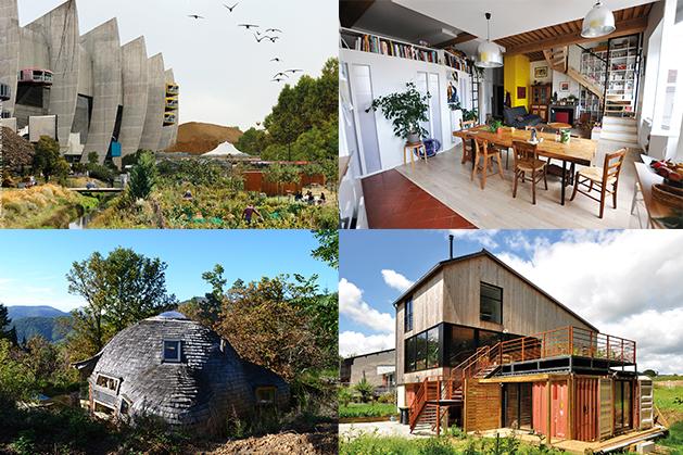 reportages maisons et appartement écoconstruits ou écorénovés