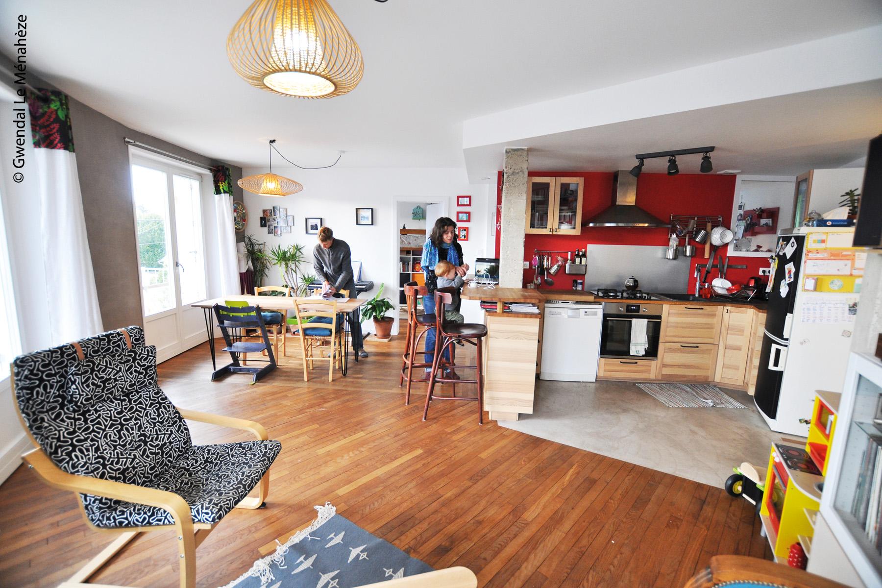 Rénover un appartement en ville