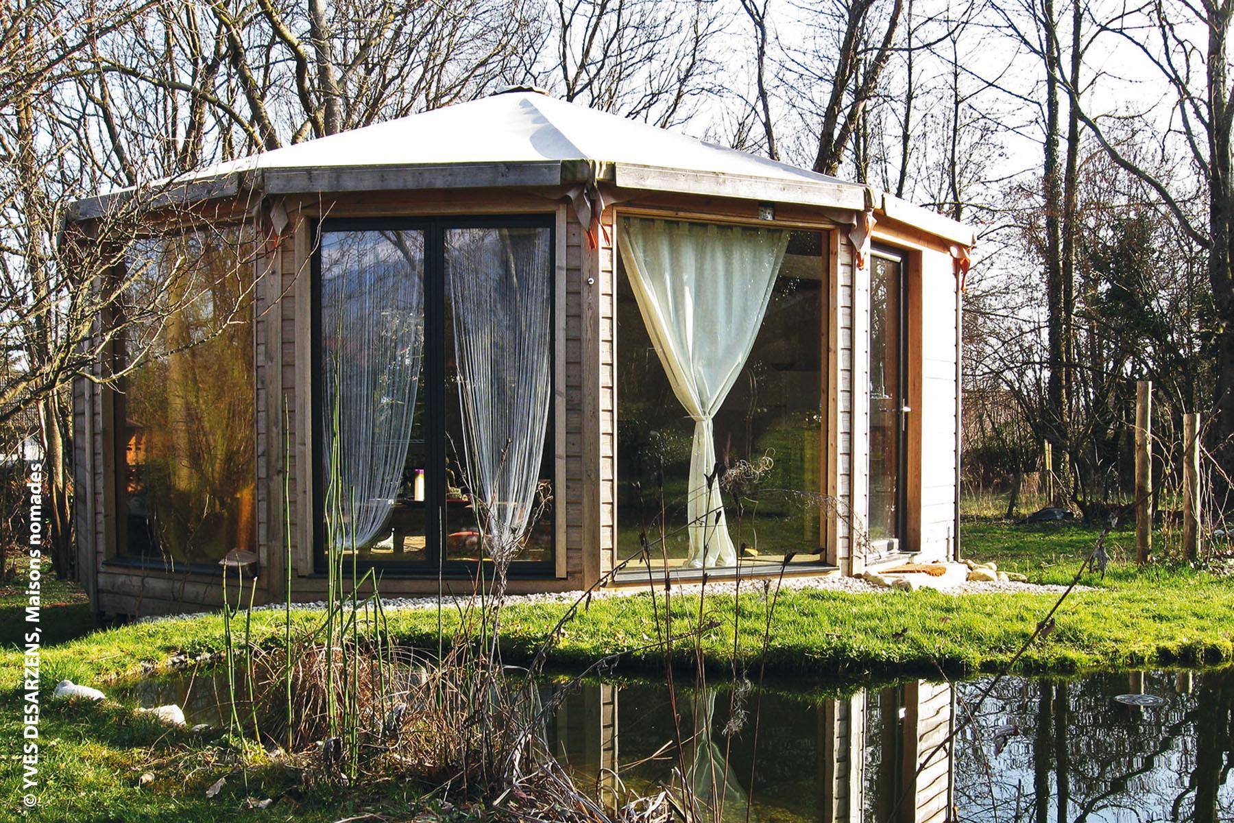 Construire un habitat nomade