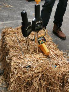 Botte de paille pour la construction © ARPE BN