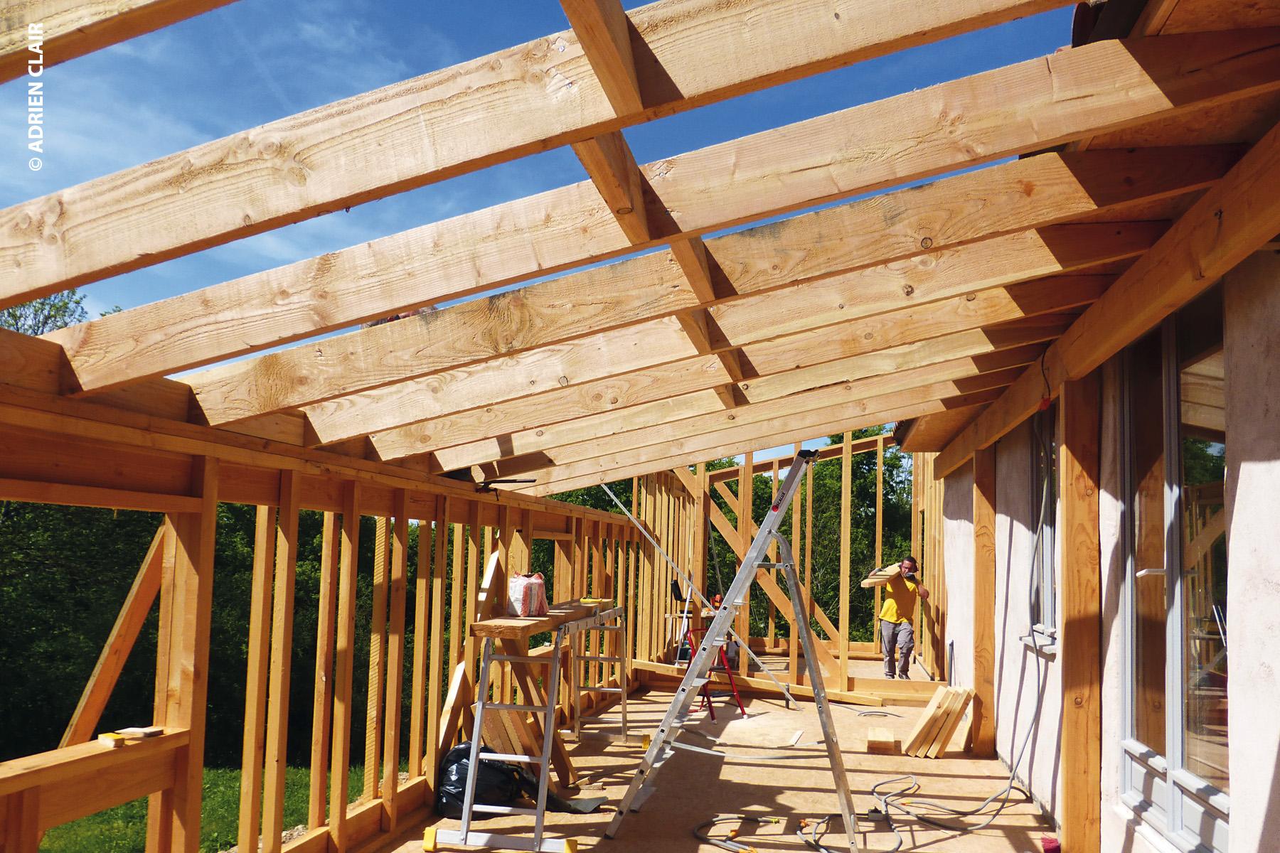 filière construction bois