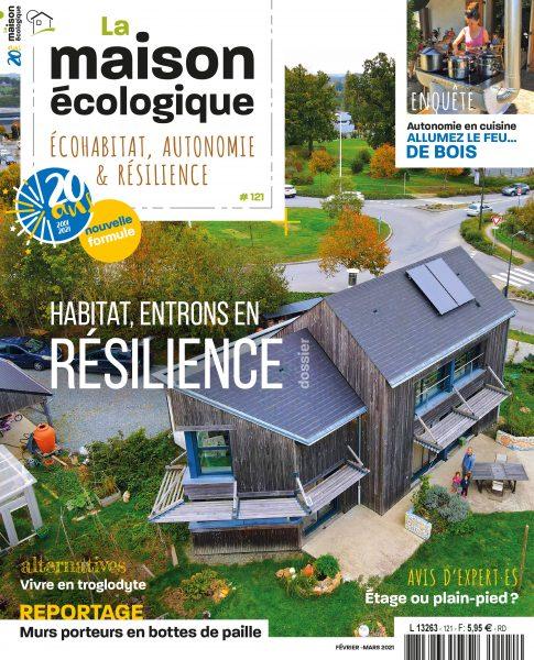Couverture magazine LME121-20ans-resilience