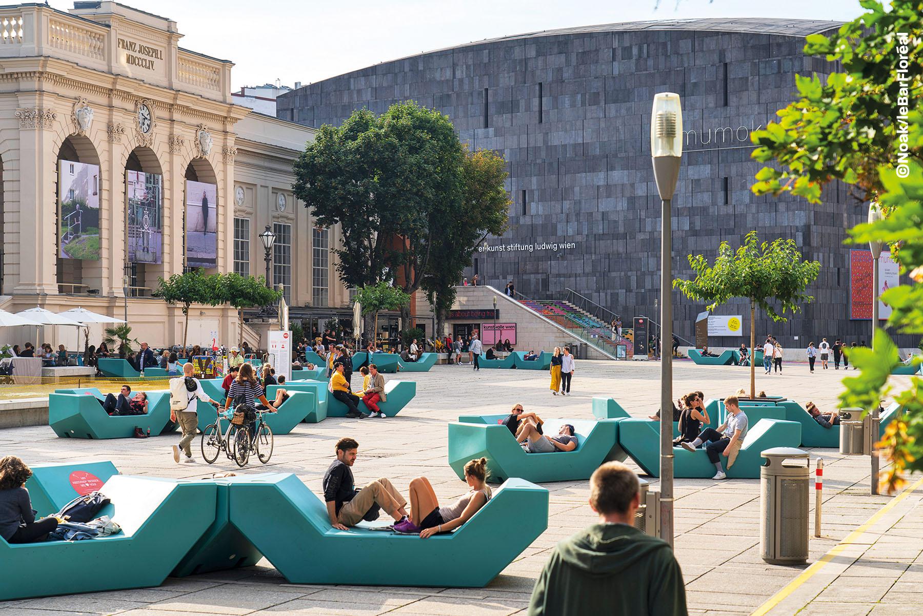 Vienne urbanisme vert