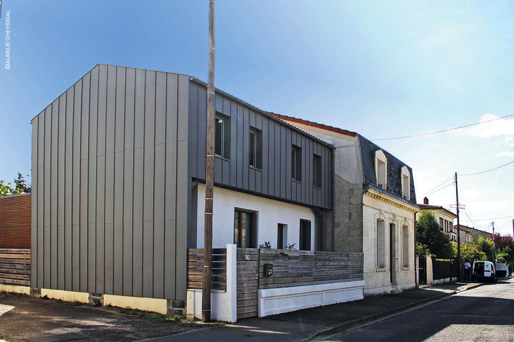 Renover maison passive