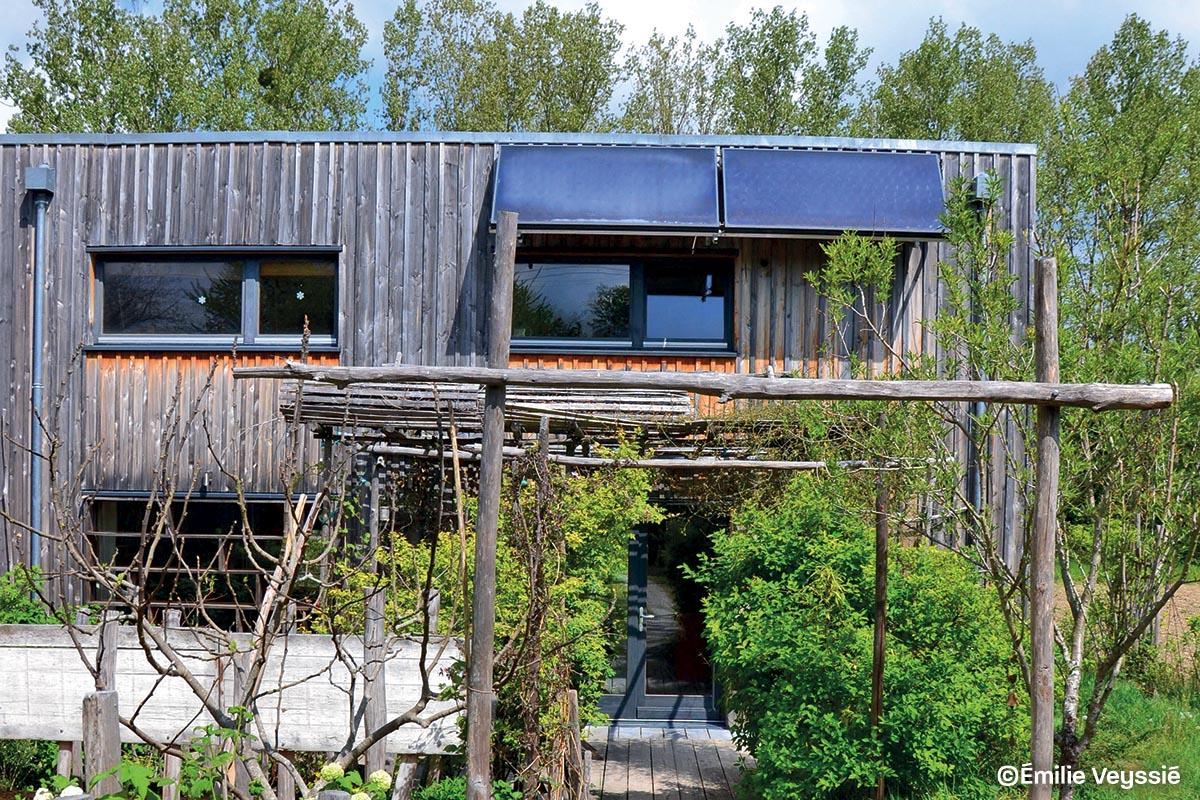 ECOCONSTRUIRE Maison bois