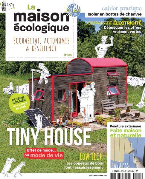 couv 124 Tiny house