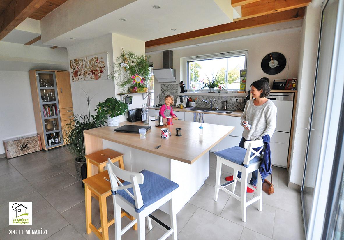 cuisine maison bois et paille